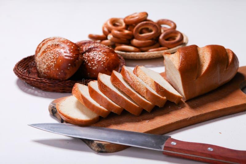 Download Fresh good bread stock image. Image of bread, organic - 14856717