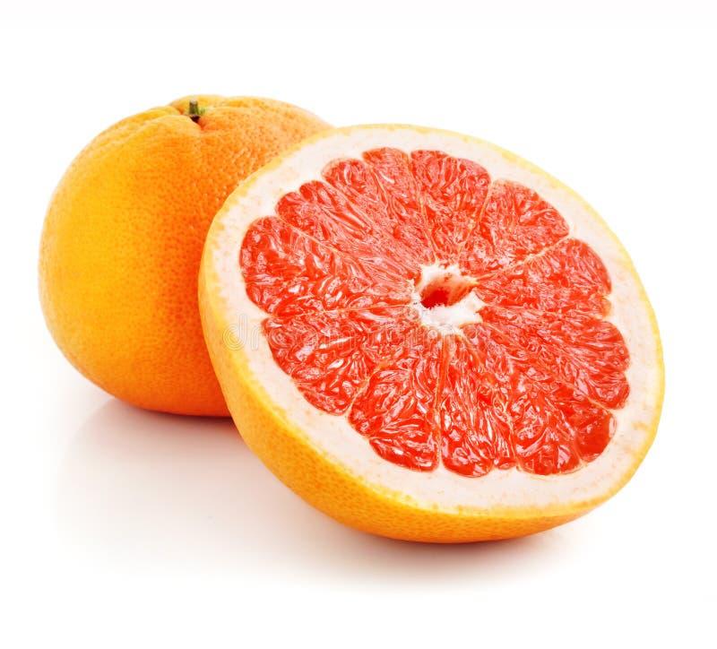 Download Fresh Grapefruit Fruit With Cut Stock Photo - Image of orange, grapefruit: 9247994