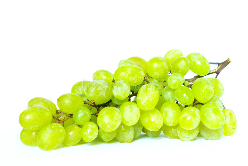 Fresh Grapes Stock Images