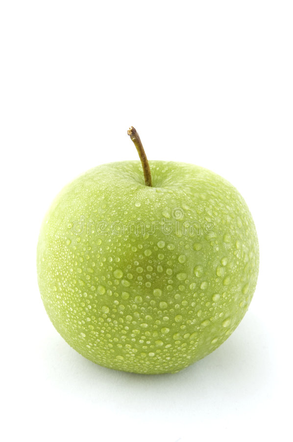 Download Fresh Green Apple Stock Photography - Image: 85682