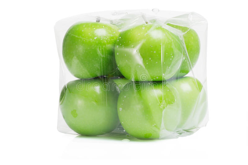 Download Fresh green apples stock photo. Image of fruit, color - 20169080
