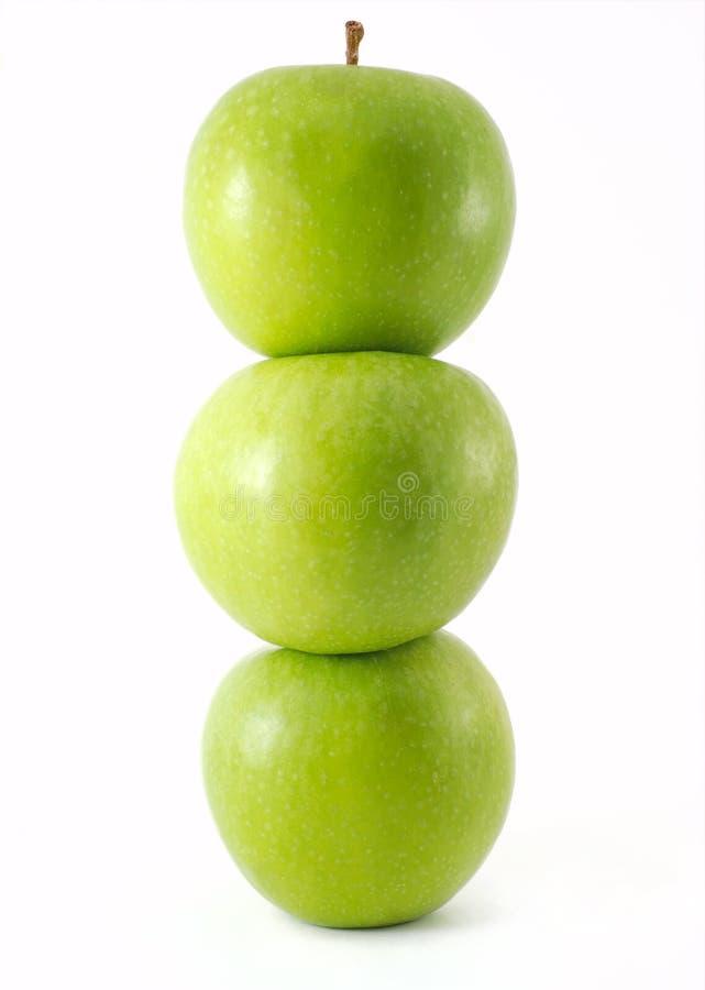 Free Fresh Green Apples Royalty Free Stock Photos - 7363608