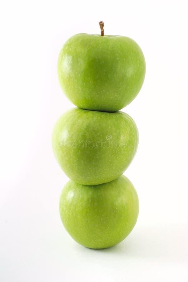 Free Fresh Green Apples Stock Photo - 7363610