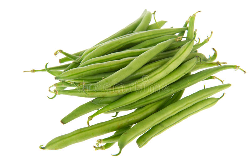 Download Fresh green beans stock photo. Image of vegetables, white - 22131860