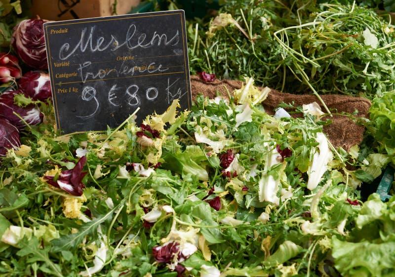 Download Fresh green salad stock image. Image of provence, vitamins - 37357933