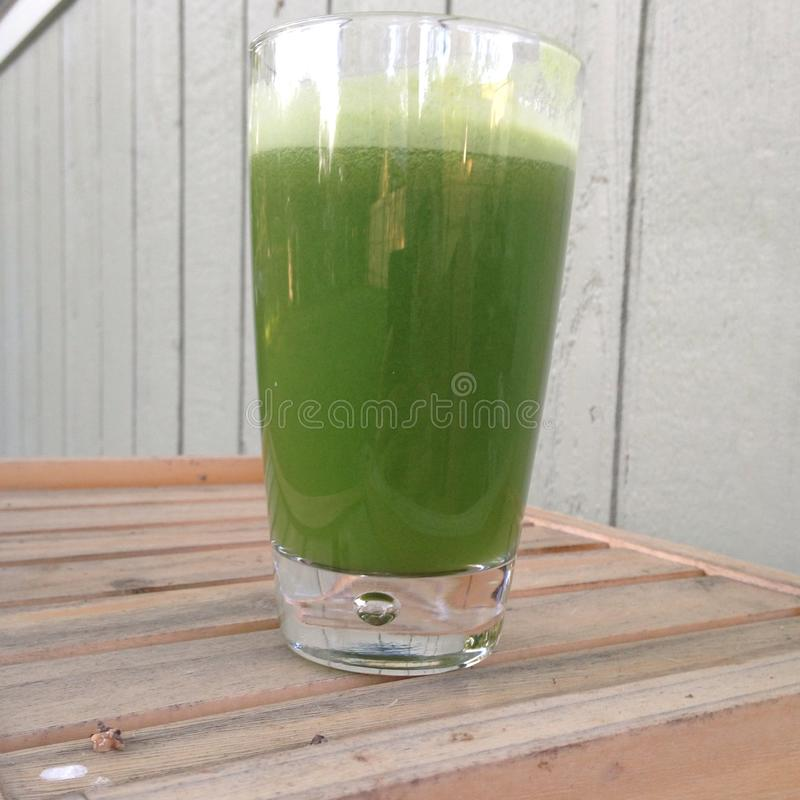 Download Fresh green veggie juice stock image. Image of veggie - 43782779