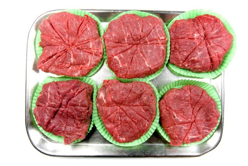 Download Fresh Ground Beef Patties Stock Photo - Image: 1955720