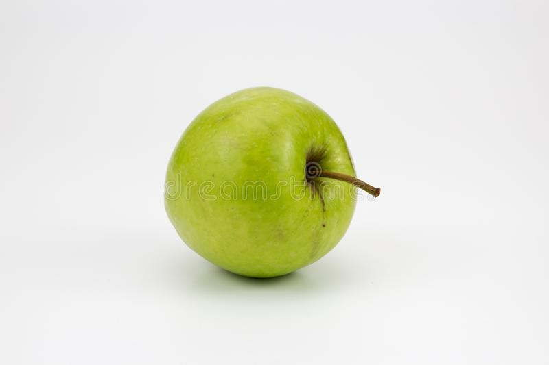 A fresh healthy apples on the table. Isolated background, multiple uses is possible stock images