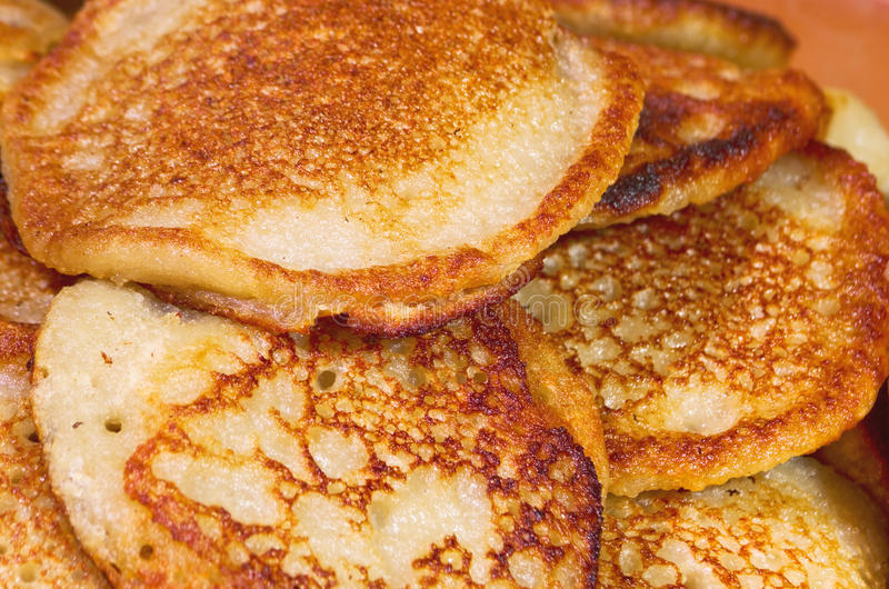 Download Pancakes stock photo. Image of fried, fluffy, focus, close - 29758684