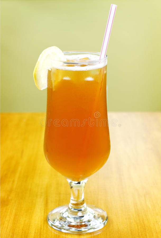 Download Fresh Iced Tea On Hot Day Stock Photography - Image: 24116502