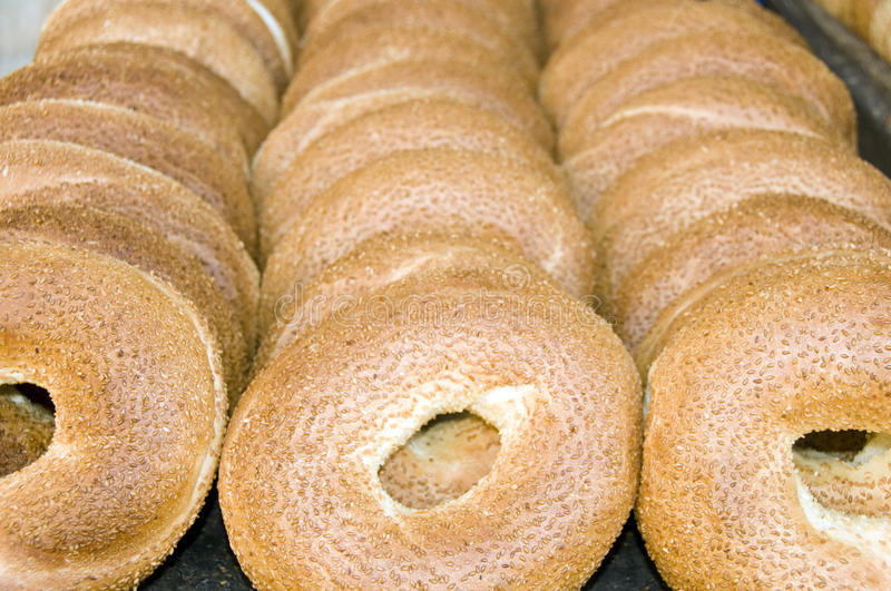 Download Fresh Israeli Bagel Bread Jerusalem Israel Stock Image - Image of market, israel: 26004119