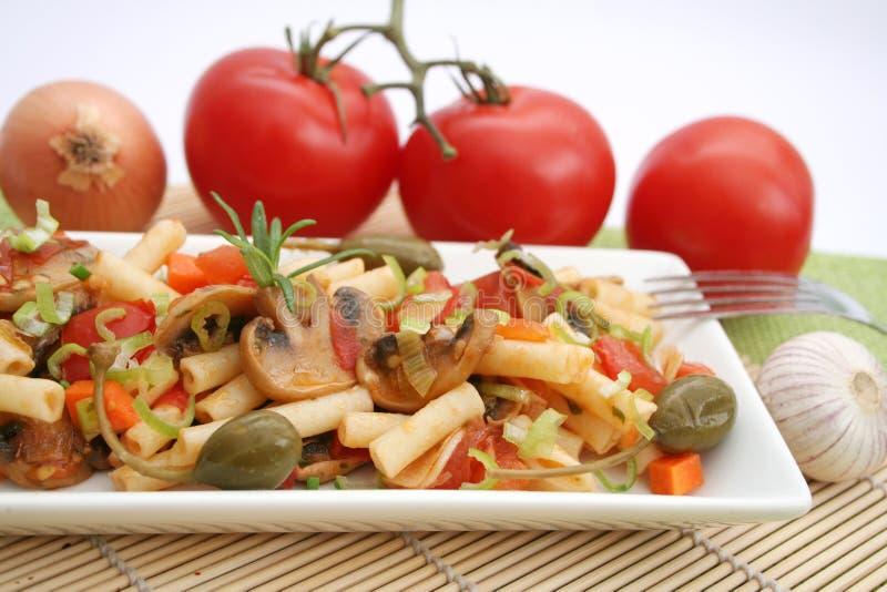 Download Fresh italian pasta stock photo. Image of dinner, noodles - 11791138