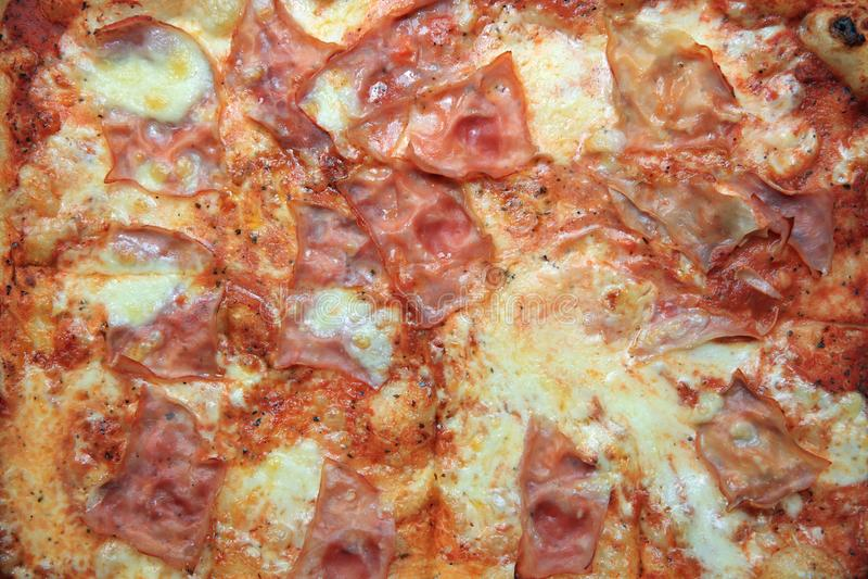 Fresh italian Pizza royalty free stock images