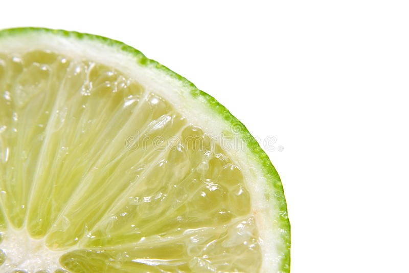 Download Fresh Juicy Lime In Closeup Royalty Free Stock Photography - Image: 11063957
