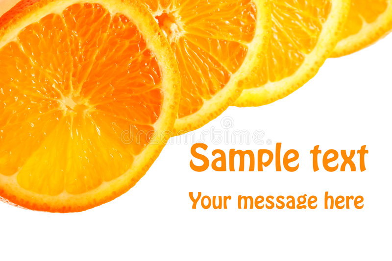 Download Fresh juicy oranges stock image. Image of health, party - 9204395