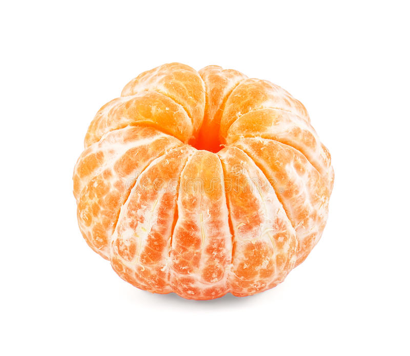 Fresh juicy tangerines royalty free stock images
