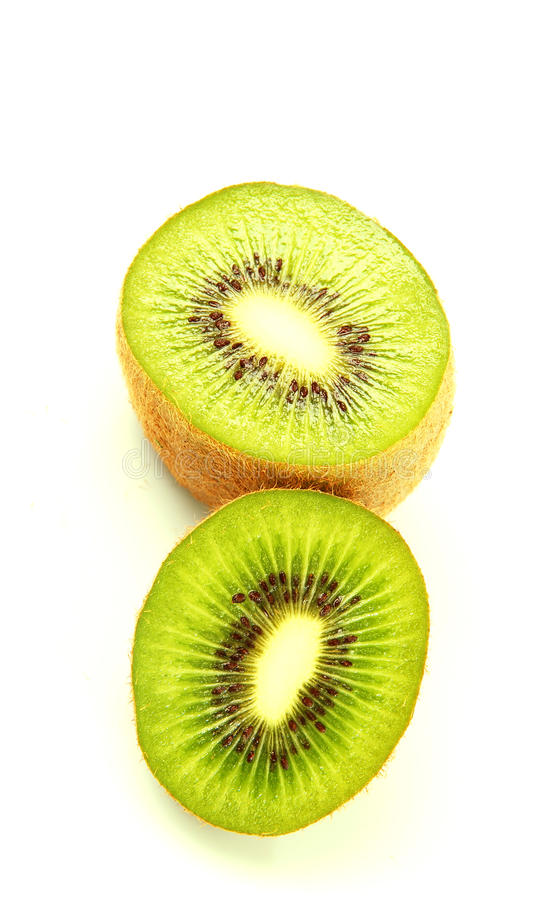 Fresh kiwi fruit royalty free stock images
