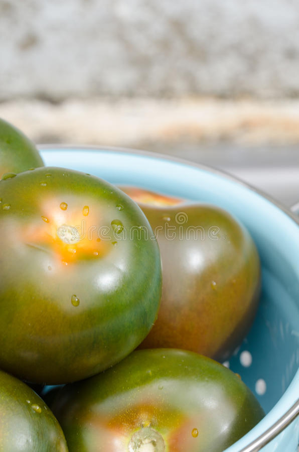 Download Fresh kumato tomatoes stock photo. Image of rustic, lifestyle - 83722984