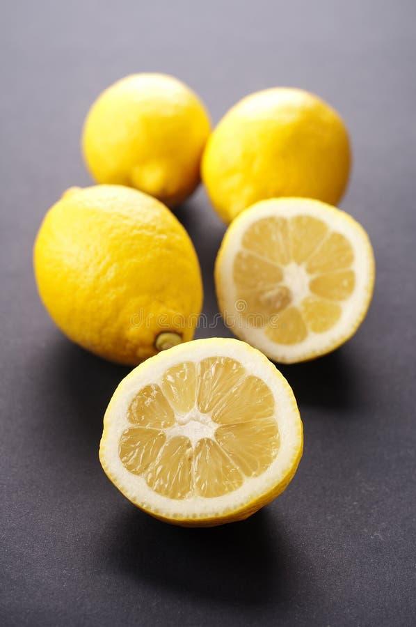 Download Fresh lemon stock photo. Image of health, yellow, vitamin - 23499340