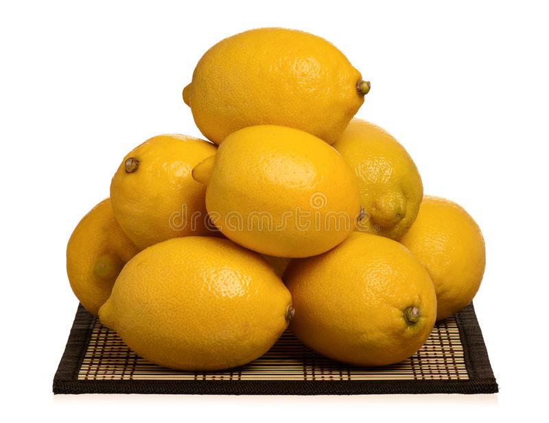 Download Fresh lemon stock image. Image of delicious, up, citric - 29335627