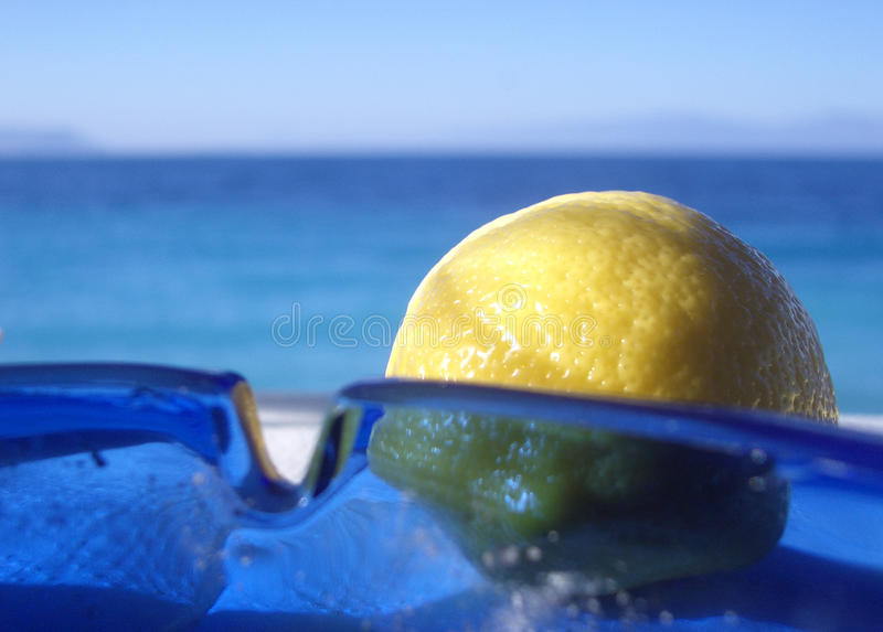Fresh Lemon royalty free stock photo