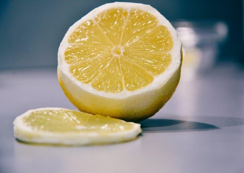 Fresh lemon stock photo