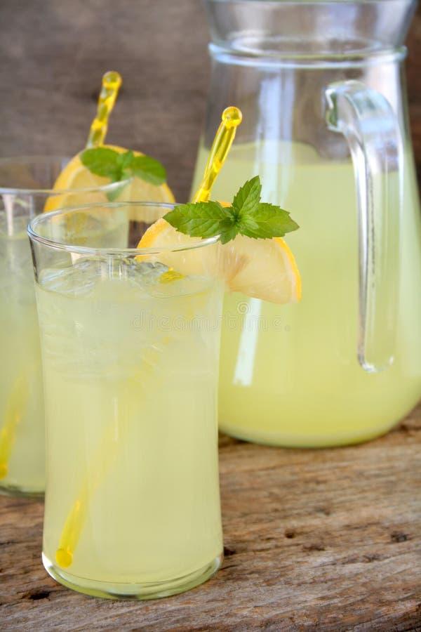 Free Fresh Lemonade Stock Photo - 9599700