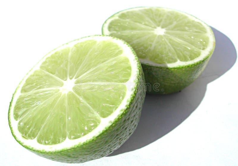 Fresh Lime stock photography