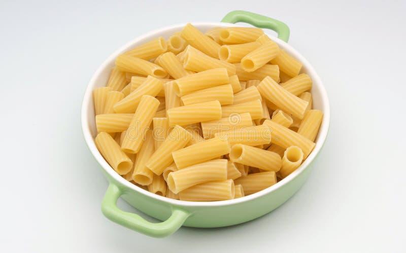 Fresh macaroni stock images