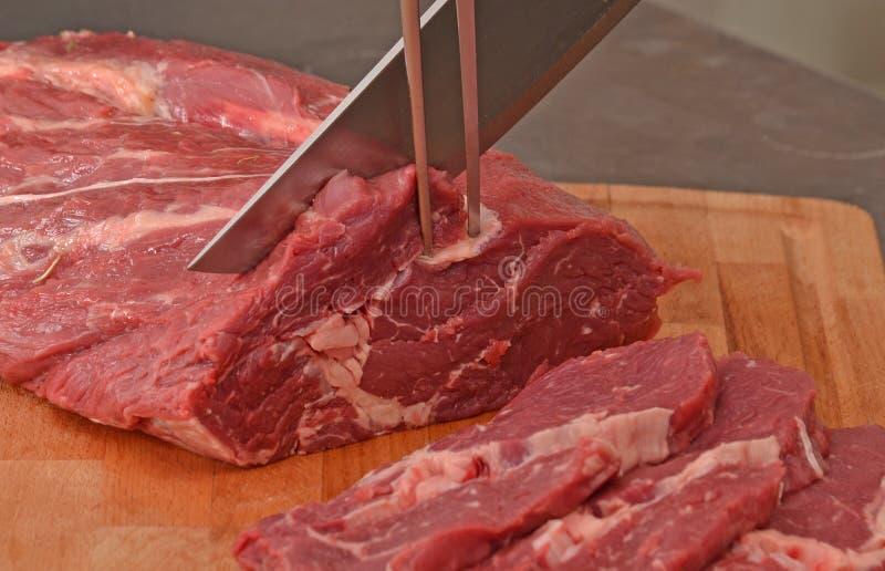 Fresh meat royalty free stock photos