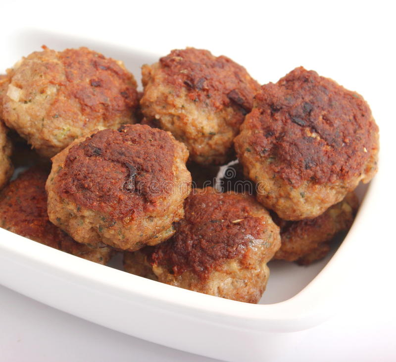 Download Fresh Meatballs Stock Photo - Image: 39390192