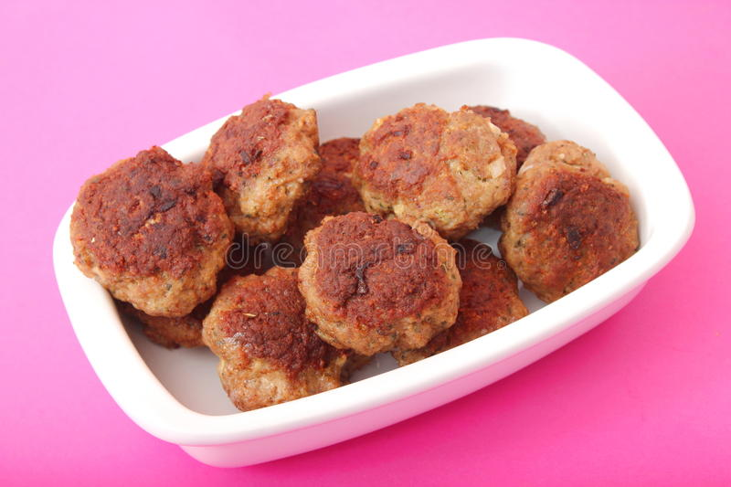 Download Fresh meatballs stock photo. Image of freshness, lunch - 39390392