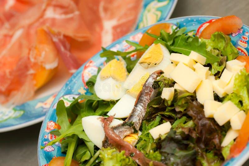 Download Fresh mixed salad stock image. Image of gourmet, freshness - 25544279