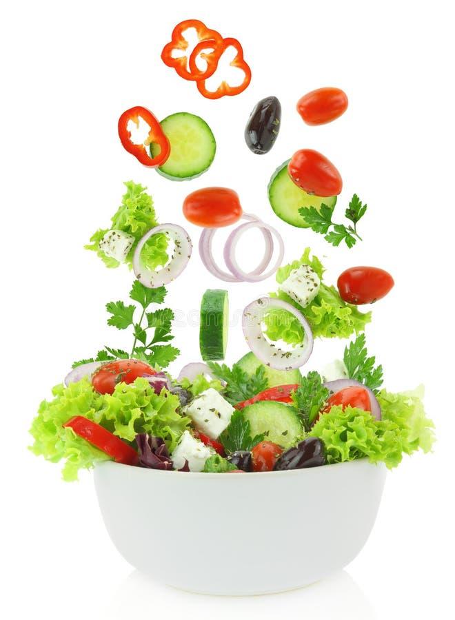 Fresh mixed vegetables royalty free stock photo