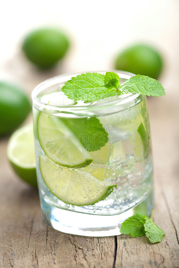 Download Fresh mojito cocktail stock photo. Image of cool, lemonade - 28919990