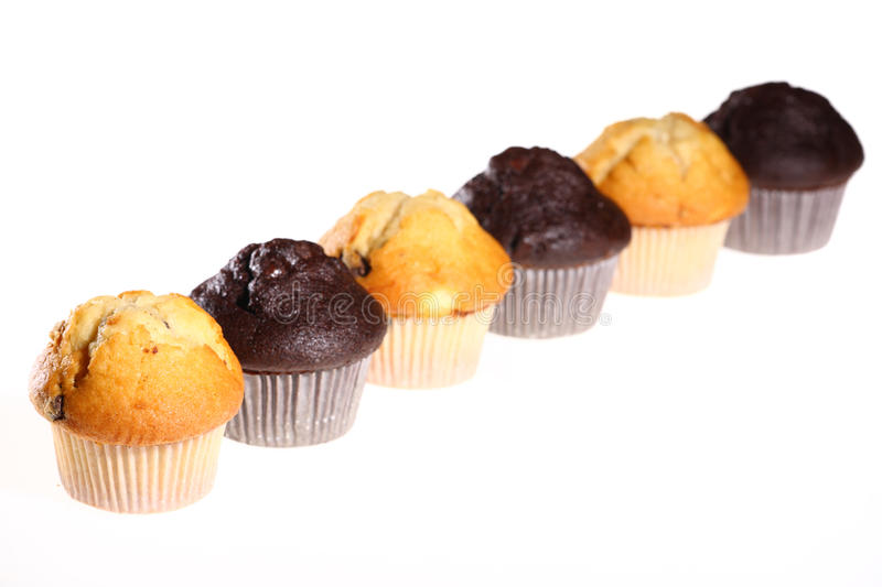 Download Fresh muffins stock photo. Image of delicacy, decoration - 12051554