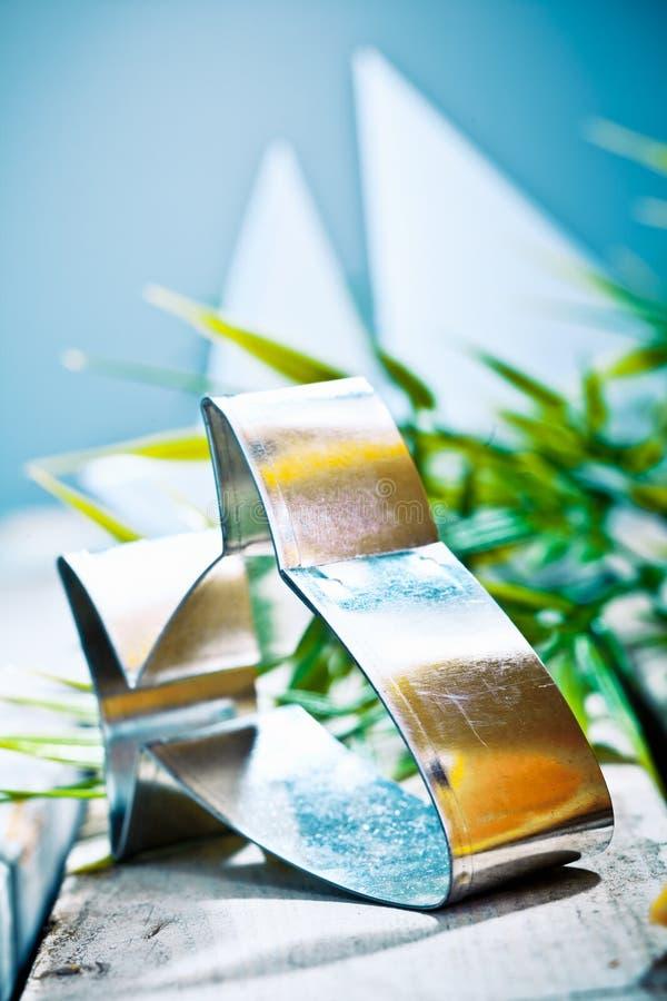 Fresh Nautical Fish Background Royalty Free Stock Photo