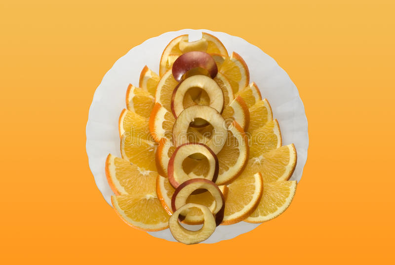 Download Fresh Orange stock image. Image of cross, portion, drop - 12634327