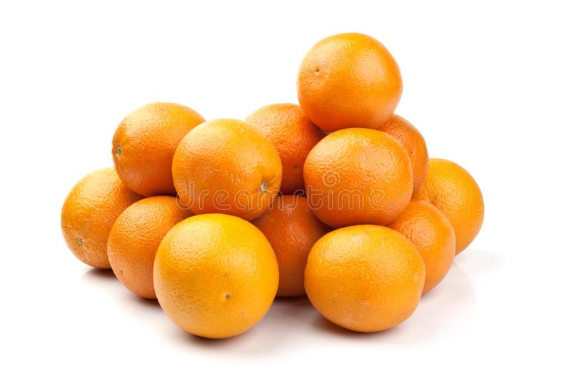 Nice Fresh Orange Stock Photo. Image Of Citrus, Half