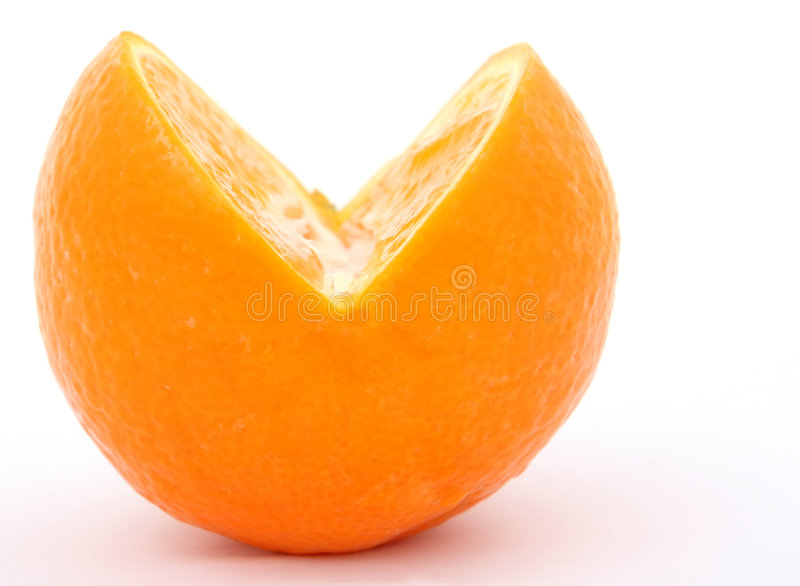 Fresh orange fruit stock photos