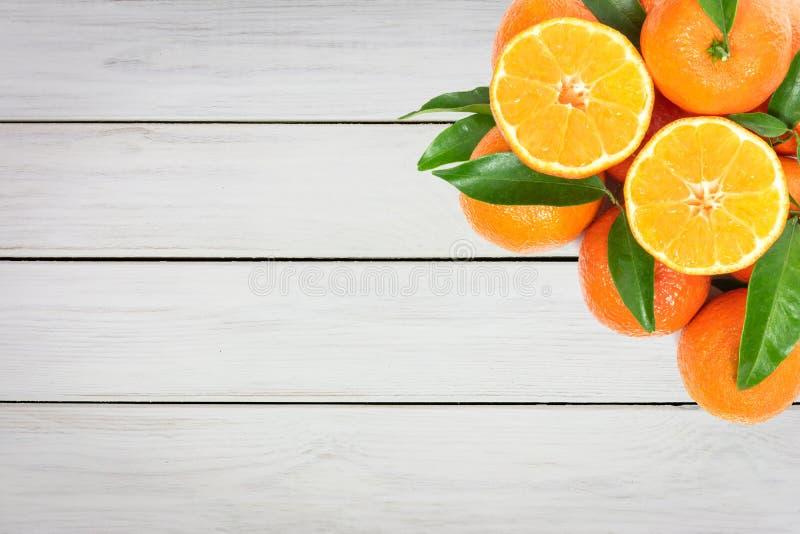 Fresh orange fruits royalty free stock images