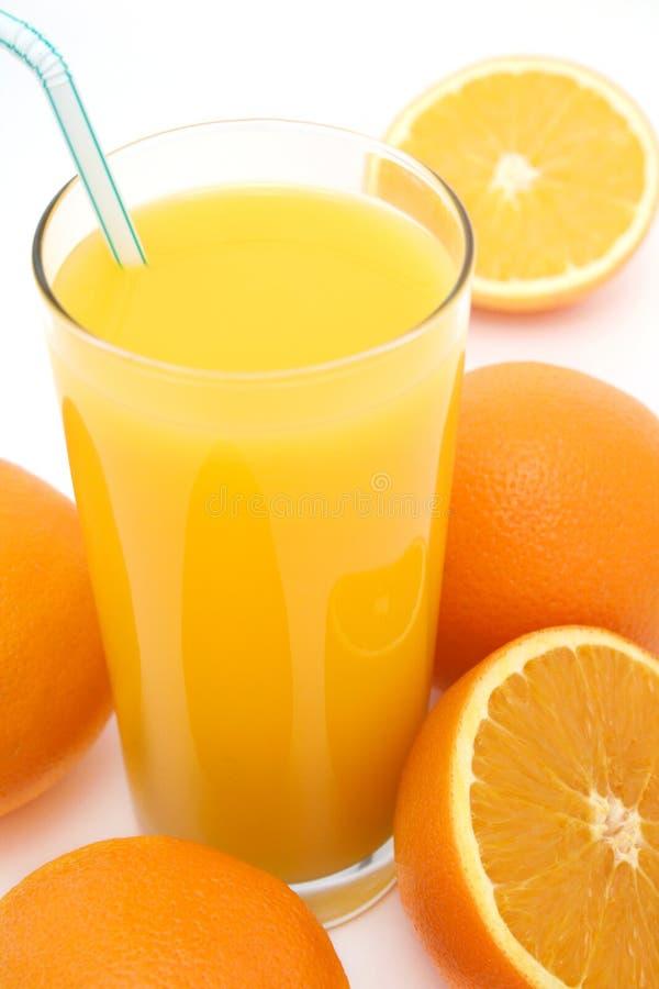 Free Fresh Orange Juice Royalty Free Stock Photos - 4924398