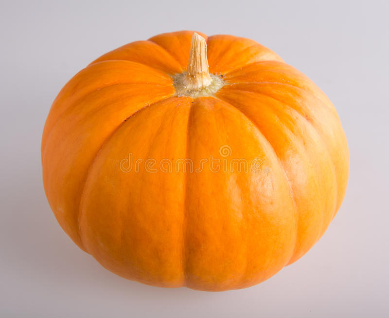 Fresh Orange Pumpkin Stock Photos