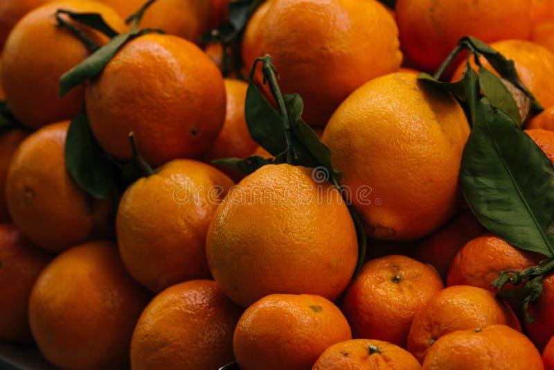 Download Fresh Oranges At Marketplace Stock Photo - Image: 83723538