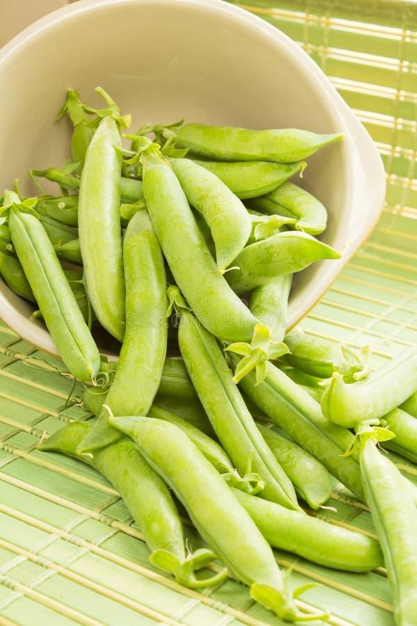 Download Fresh Organic Peas stock image. Image of freshness, harvest - 33519033