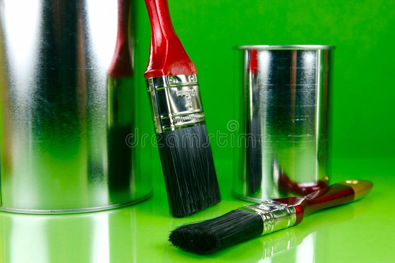 Fresh Paint royalty free stock photography
