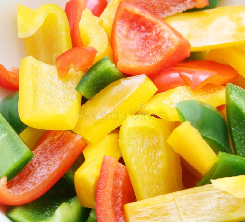 Download Fresh paprika stock photo. Image of mixed, food, salad - 8216152