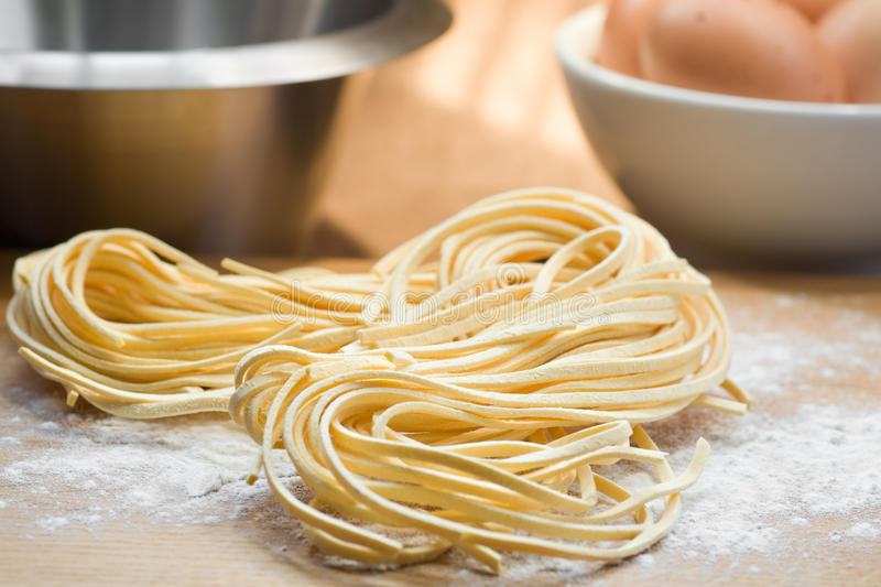 Download Fresh Pasta stock photo. Image of pasta, cuisine, healthy - 14918630