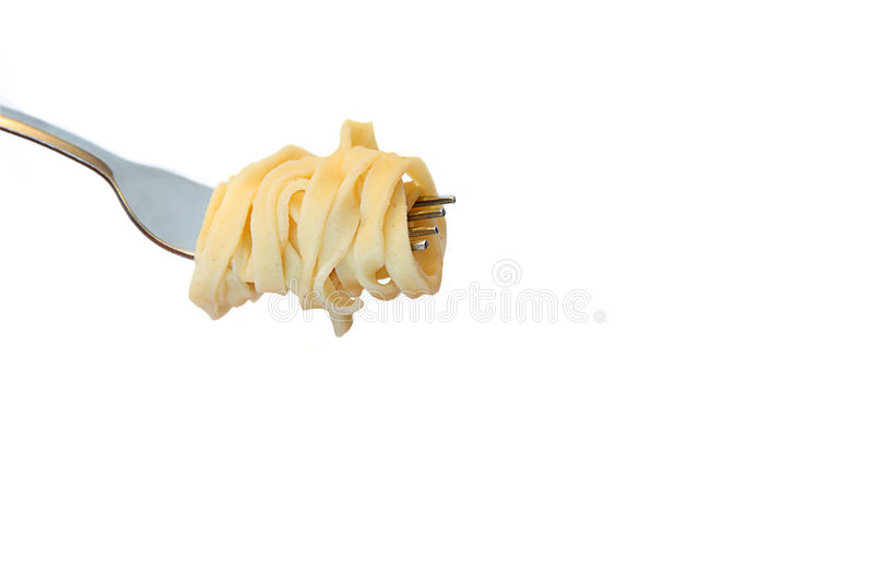 Fresh Pasta Royalty Free Stock Photo