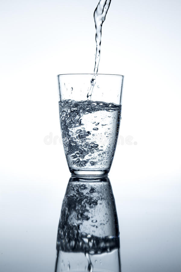 Fresh pure water stock images